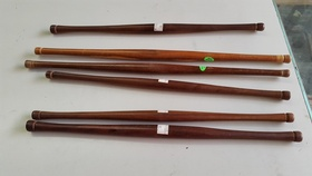 Rosewood and Teakwood belan